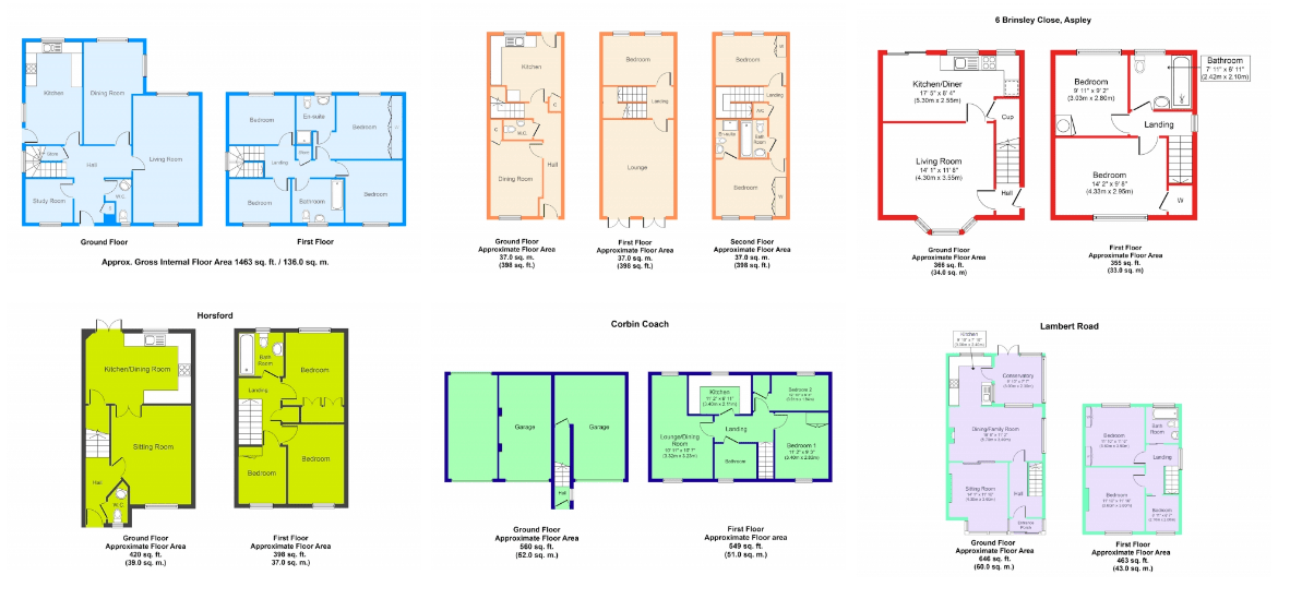 3 reasons why you should be using floor plans in your property listings